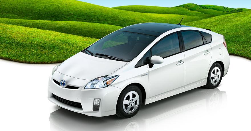 Third generation Toyota Prius